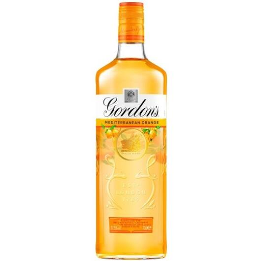 Gordons Mediterranean Orange Gin 37,5% 0,7