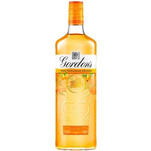 Gordons Mediterranean Orange Gin 37,5% 0,7