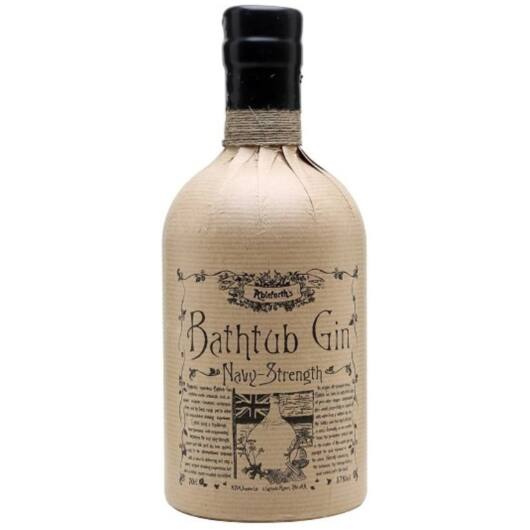 Bathtub Gin Navy Strength 0,7 57%