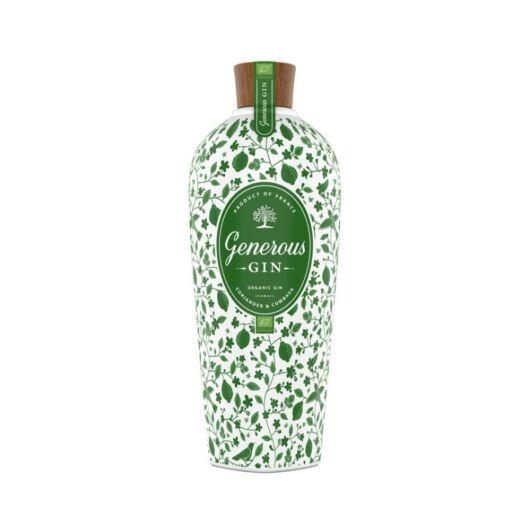 Generous Organic Gin 44% (zöld) 0,7