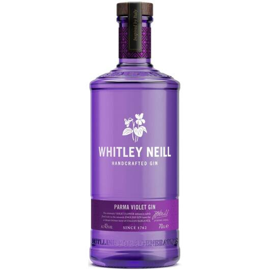 Whitley Neill Parma Violet Gin 43% 0,7