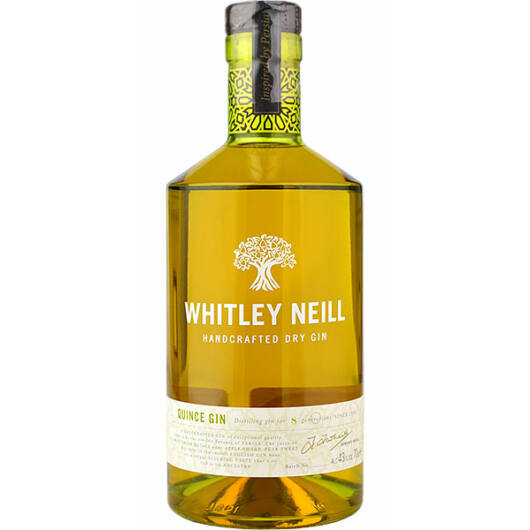 Whitley Neill Quince (birsalmás) Gin 43% 0,7