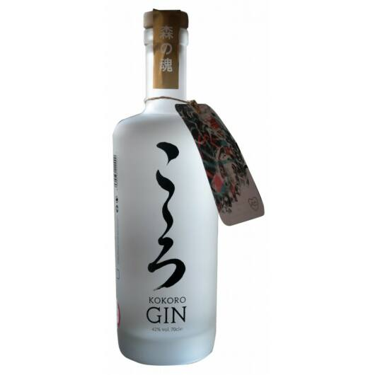 Kokoro Gin 42% Vol. 0,7 l