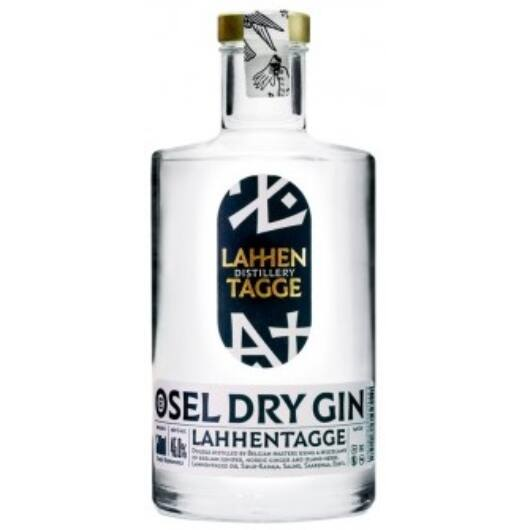 Lahhentagge Osel Izlandi Dry Gin 45% 0,5