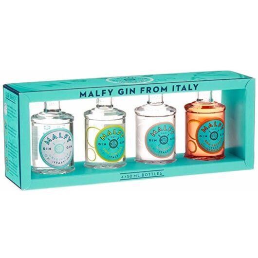 Malfy Gin mini Pack (4*0,05 L)