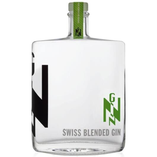 Nginious! Swiss Blended Gin 0,5L 45%
