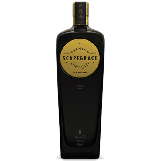 Scapegrace Gold Gin 0,7 57%