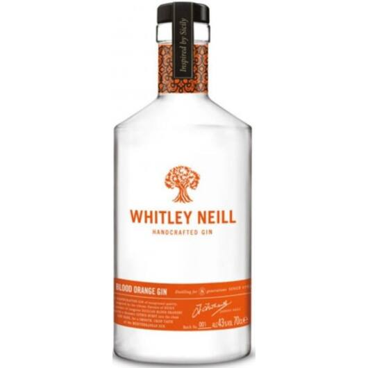 Whitley Neill Blood Orange Gin 0,7 43%