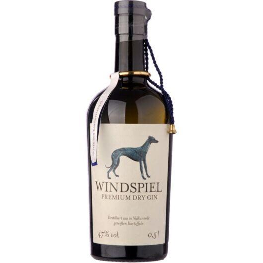 Windspiel premium dry gin 0,5 47%