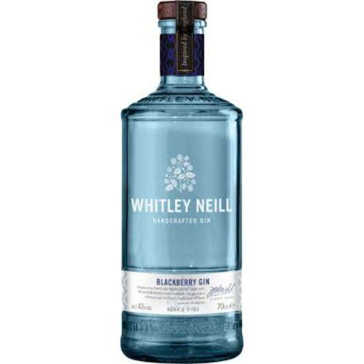 Whitley Neill Blackberry (Földi szeder) Gin 0,7 43%