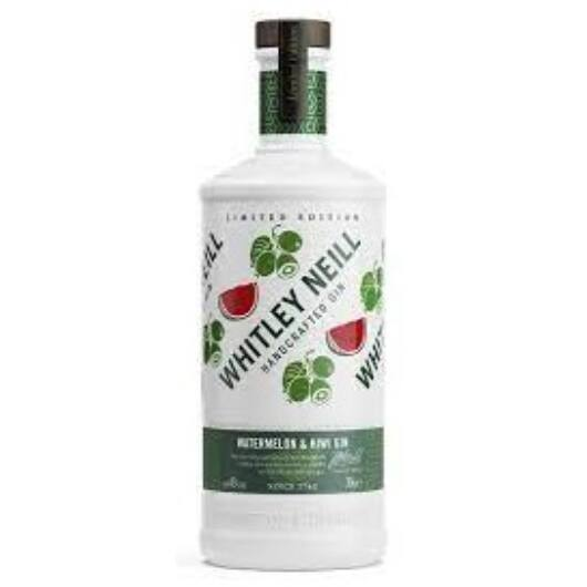 Whitley Neill Watermelon-Kiwi (Görögdinnye-kivi) Gin 43%
