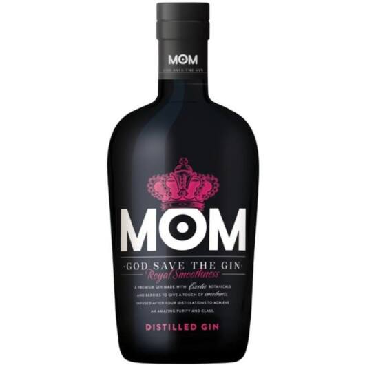 Mom Royal Smoothness Gin 39,5% 0,7