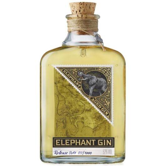 Elephant Aged Gin 52% 0,5