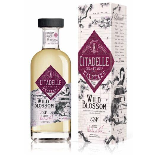 Citadelle Wild Blossom Gin Extrémes No.02 - 0,7L (42,6%) pdd.