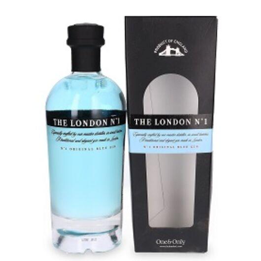 London No.1 Blue Gin - 0,7L (47%) pdd.