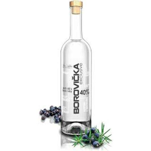 Borovicka exclusive - 0,7L (40%)