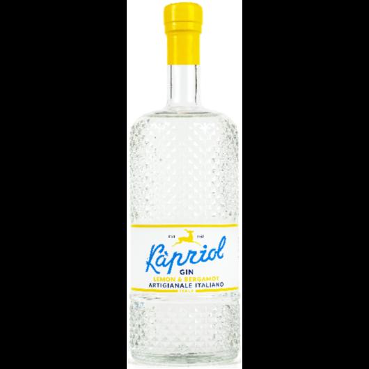 Kapriol Lemon & Bergamot gin - 0,7L (40,7%)