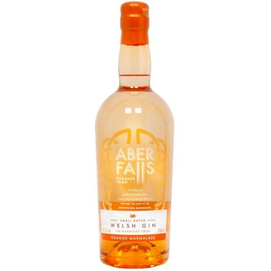 AberFalls Orange Marmalade Welsh Gin - 0,7 L (41,3%)