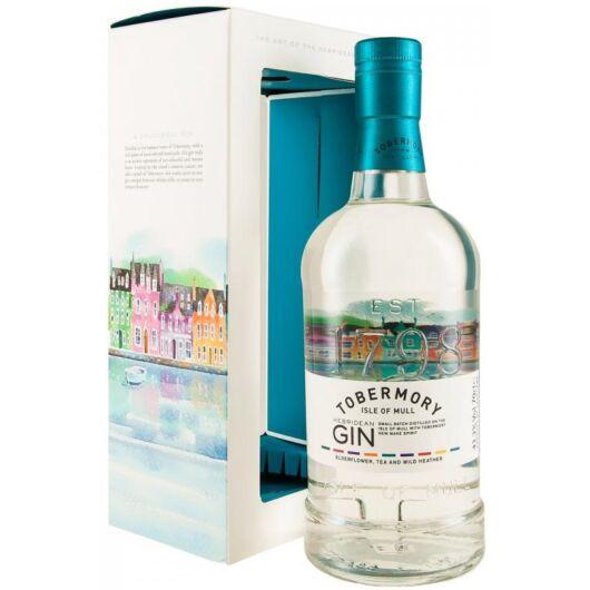 Tobermory Gin Hebridean - 0,7L (43,3%) pdd.
