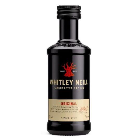 Whitley N. MINI Original (Handcrafted) Gin 0,05 43%