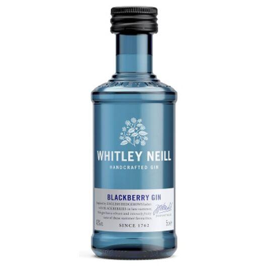 Whitley N. MINI Blackberry (Földi szeder) Gin 0,05 43%