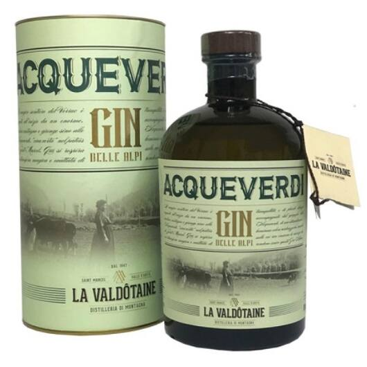 Acqueverdi Gin 1L 43% dd.