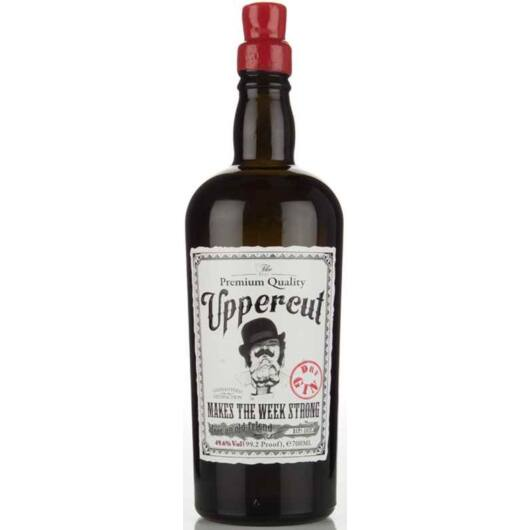 Uppercut Dry Gin - 0,7L (49,6%)