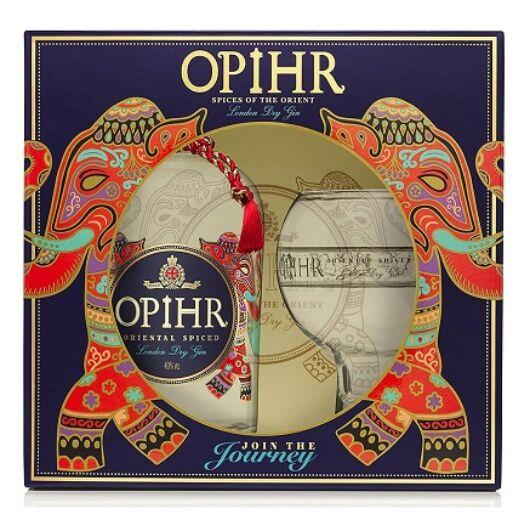Opihr Oriental Spiced Gin 0,7L (42,5%) pdd. + pohár
