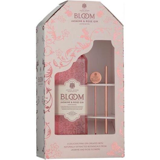 Bloom Jasmine & Rose gin ajándékcsomag - 0,7L (40%)