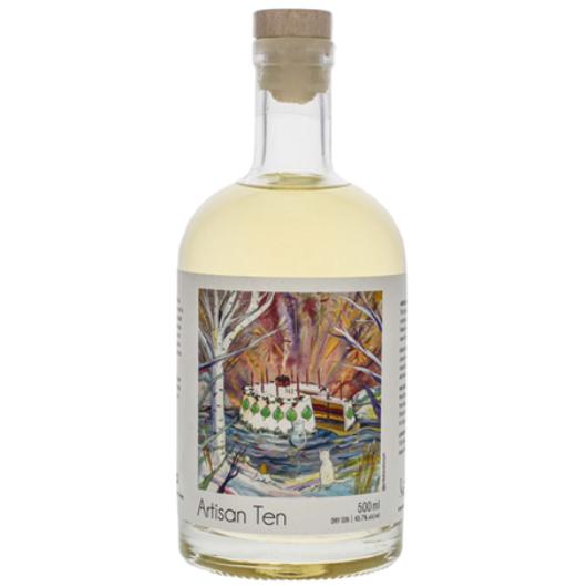 Hernö Artisan Ten gin 0,5L 45,7% - limitált kiadás
