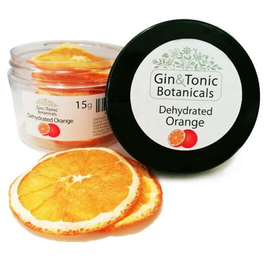 Gin Tonic Botanicals kis tégelyben Szárított Narancs karikák 15 gr