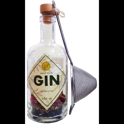 Make Your Gin Be Creative - Classic Gin