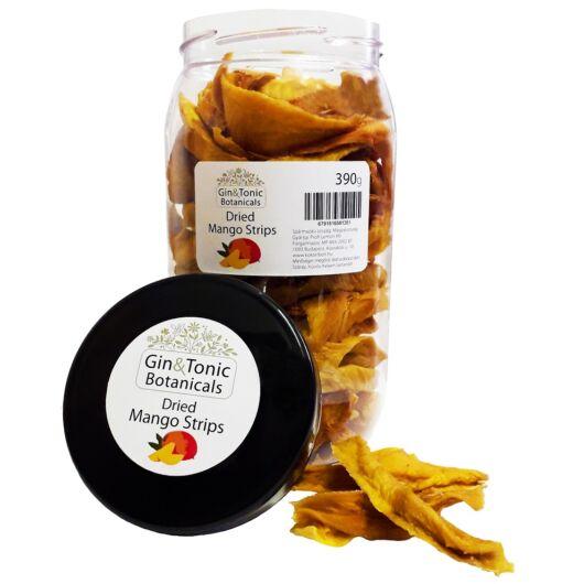 Gin Tonik fűszer nagy Gasztró tégelyben szárított mangó csíkok 390 gr