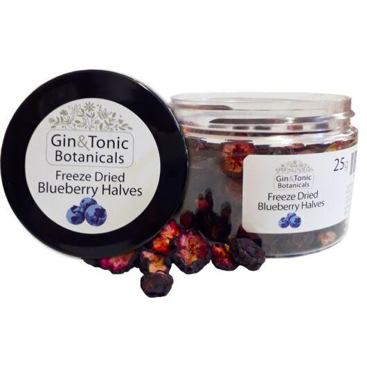 Gin Tonik fűszer kis tégelyben liofilizált felezett kékáfonya 25 gr