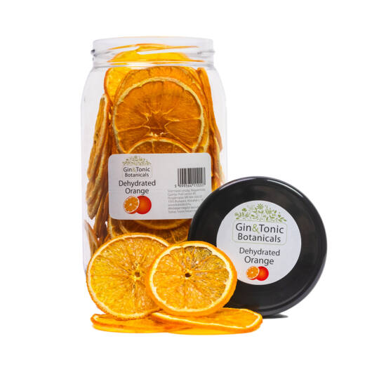 Gin Tonik fűszer nagy Gasztró tégelyben Szárított narancs 120 gr