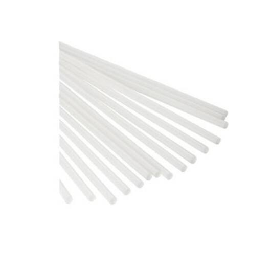 Ecohills papír szívószál fehér 100db/cs