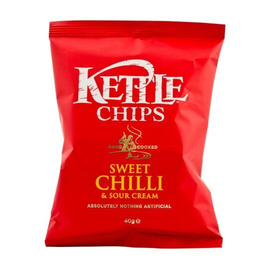 Kettle édes chilis chips 40g