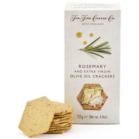 Fine Cheese Rozmaringos Keksz Extra Szűz Olívaolajjal 125g