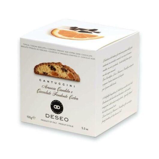 Deseo Cantuccini narancsos-csokoládés sütemény 200g