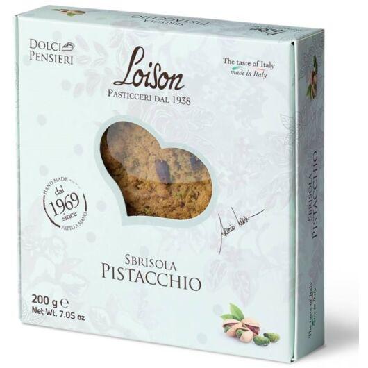 Loison Pisztáciás omlós pite 200g