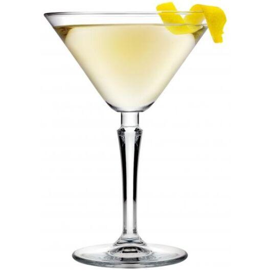 Hudson martini koktélos pohár 230ml