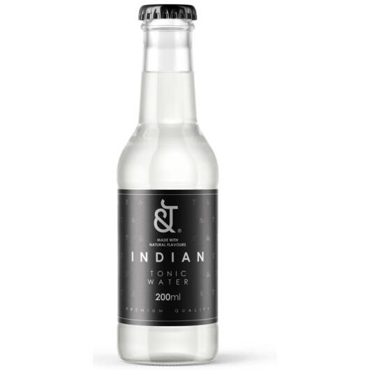 &T Indian Tonic Water 0,2L