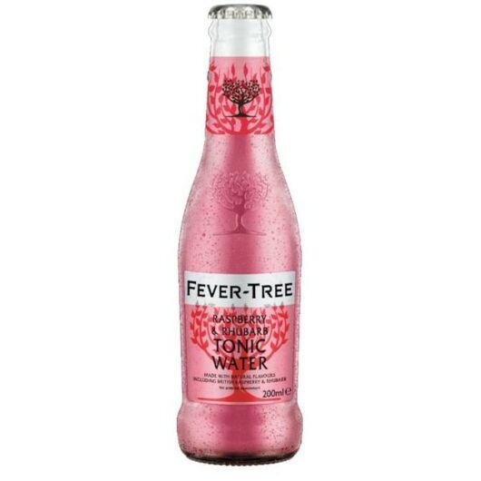 Fever Tree Raspberry-Rhubarb Tonic 0,2L