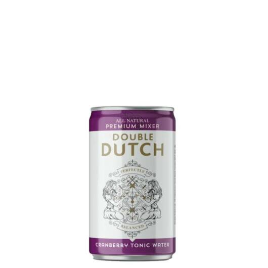 Double Dutch Cranberry Tonic /Dobozos/ [0,15L]