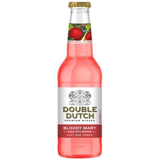 Double Dutch Bloody Mary Soda with Pepper [0,2L]