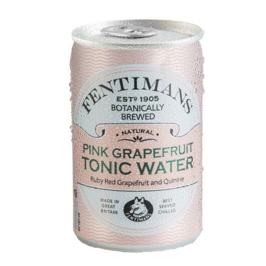 Fentimans tonik rózsaszín grapefruittal - dobozos 150ml