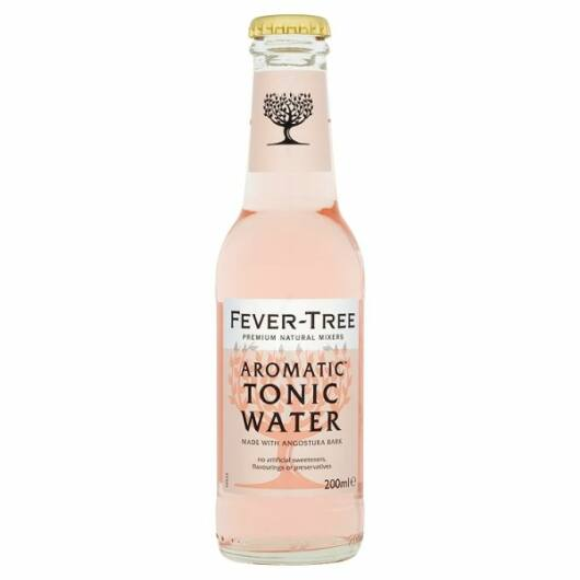 Fever Tree Aromatic Tonic Water 0,2L