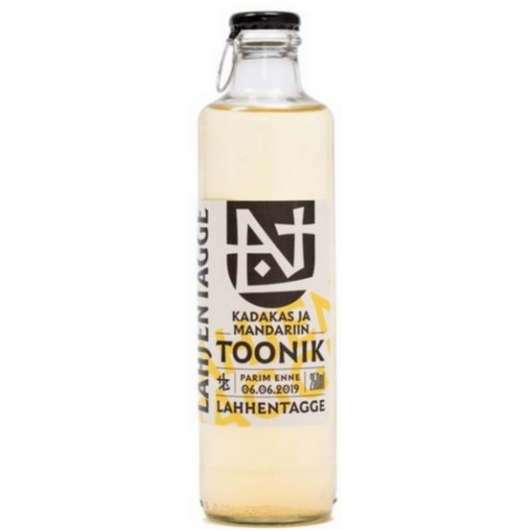 Lahhentagge Mandarin Bio Tonic 250ml