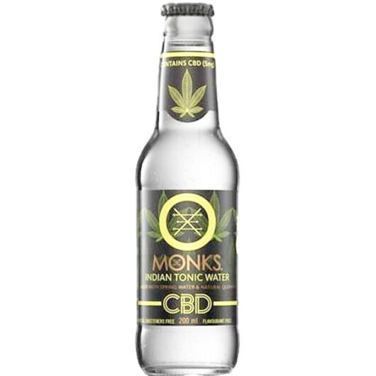 Monks CBD Indian Tonik 200 ml