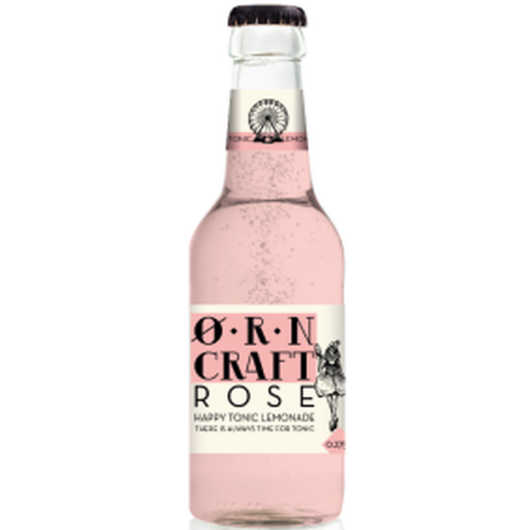 Orn-Craft Rose Lemonade 275 ml